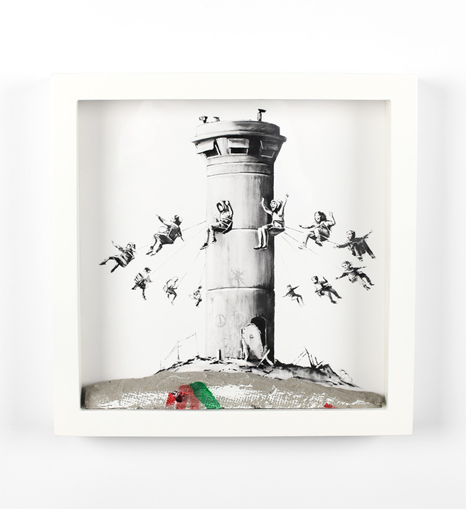 Banksy-Walled-off-Hotel-Box-Set-artwork-oeuvre-art-2017-giclee-print-concrete-wall-edition
