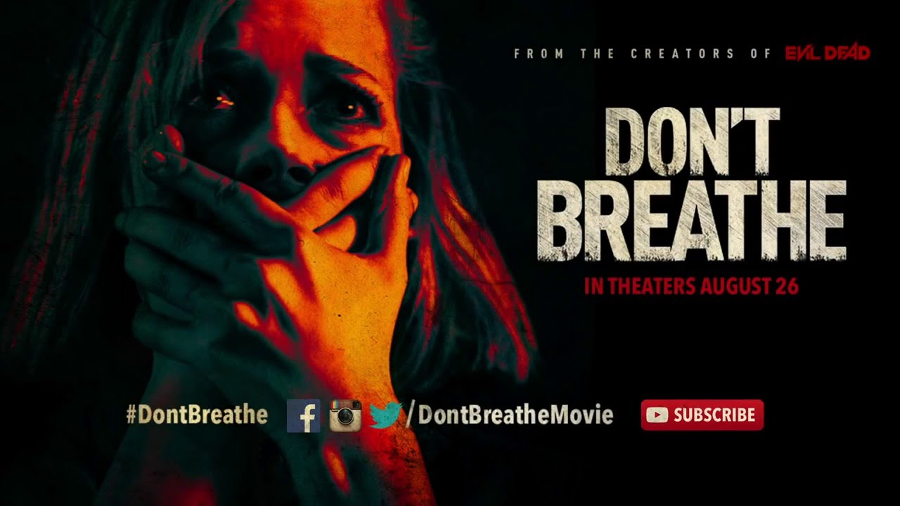 Image result for don't breathe movie