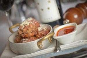 Prime Steakhouse Meatballs