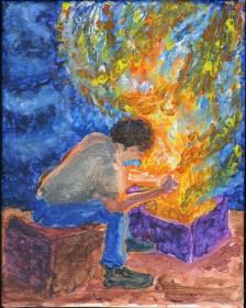 Praying in the spirit - Dominic Martinelli
