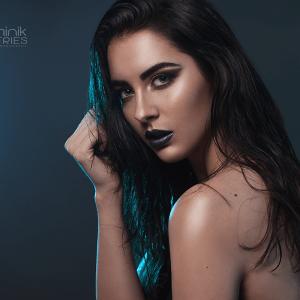 Lisa Graf Beauty Shooting