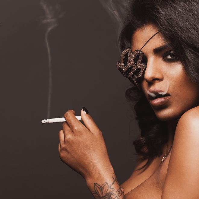 Anjuli Shereen Goodcat - Smoke