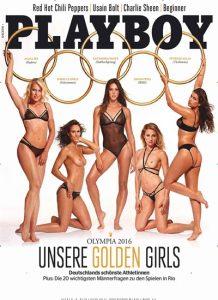 Olympia Ausgabe Playboy