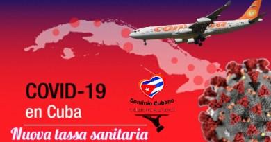 Cuba riapre i propri aeroporti, nuova tassa sanitaria per entrare al paese.