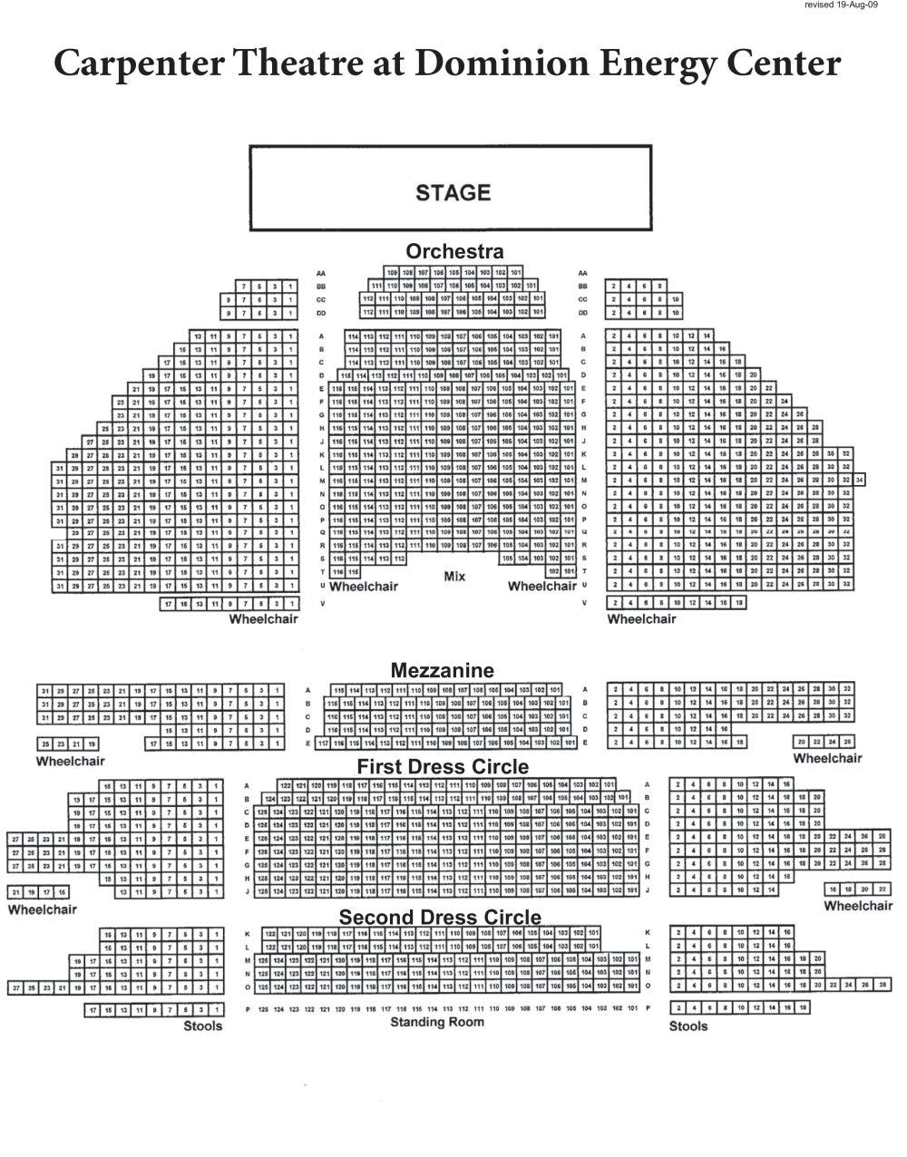 medium resolution of carpenter theatre map dec jpg