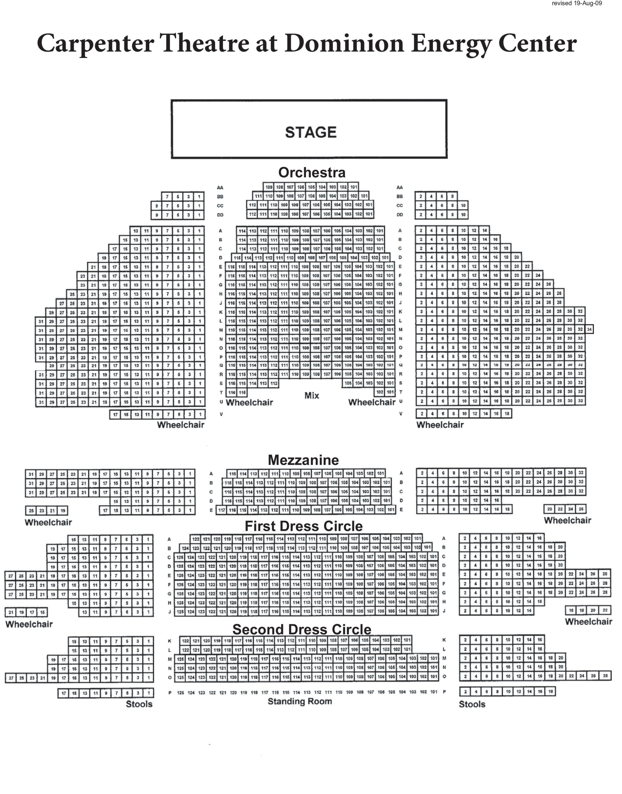 hight resolution of carpenter theatre map dec jpg