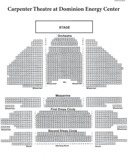 small resolution of carpenter theatre map dec jpg