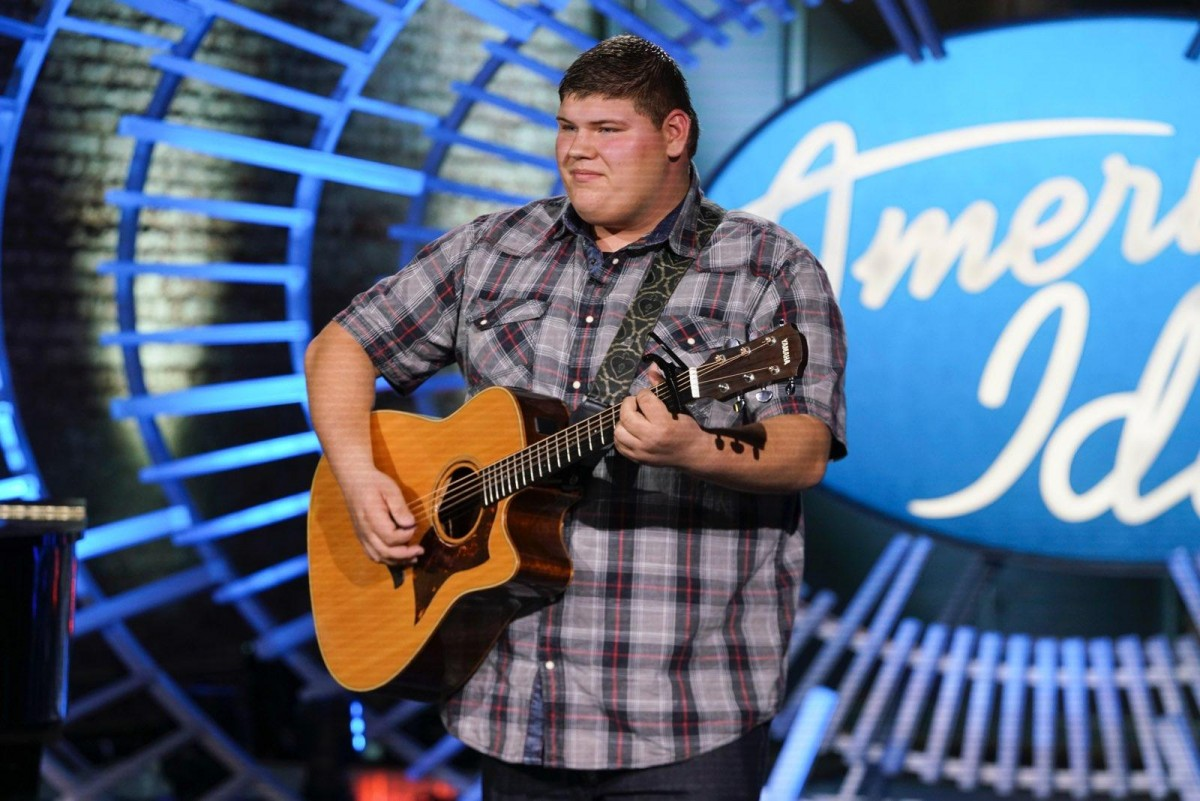 Morgantown's Cody Clayton Eagle earns spot on 'American Idol'
