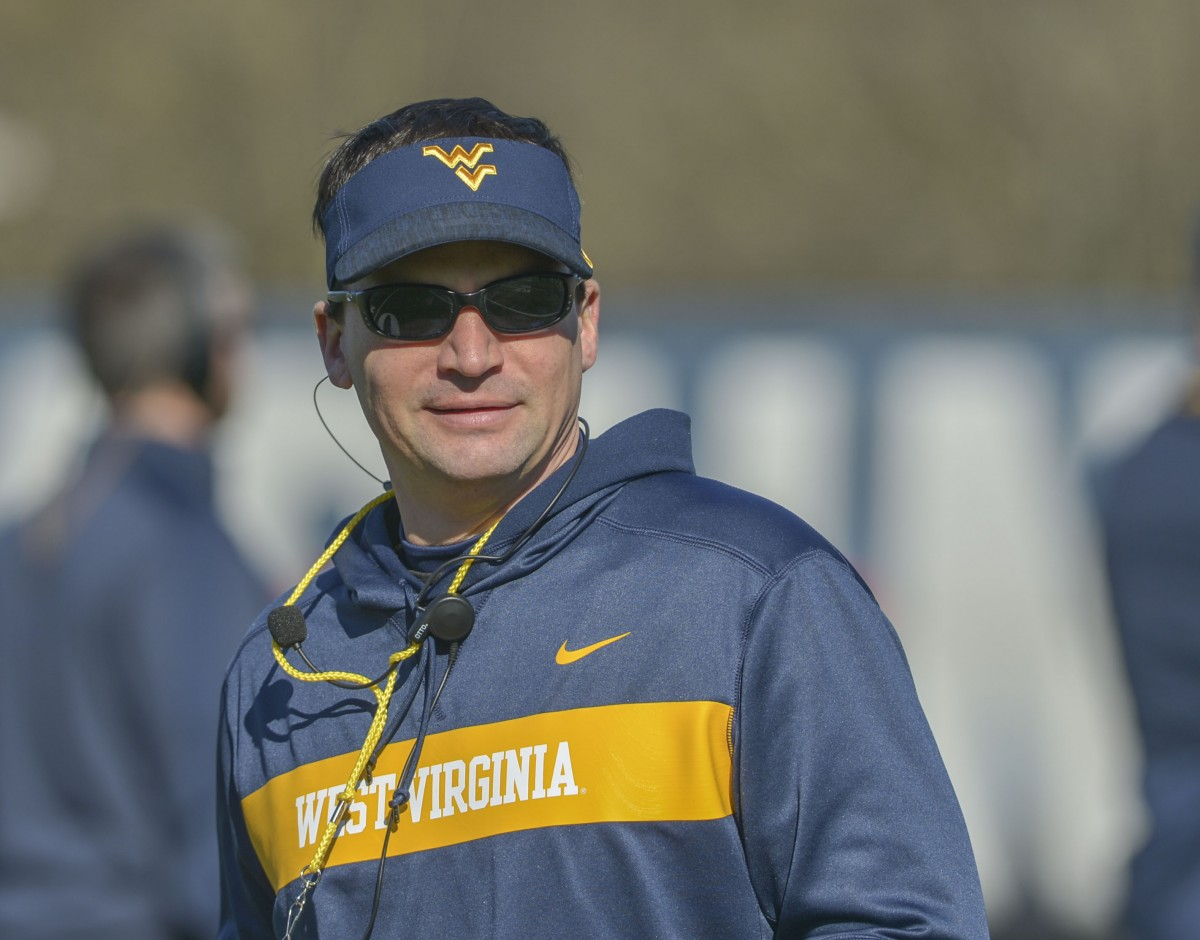 Neal Brown has plenty to say in Big 12 coaches teleconference debut