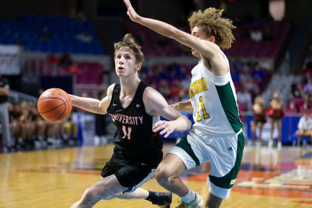 Huntington cuts 10-point deficit to defeat Hawks 66-63 in quarterfinals