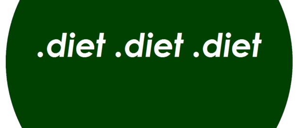El dominio ideal para nutricionistas: .diet