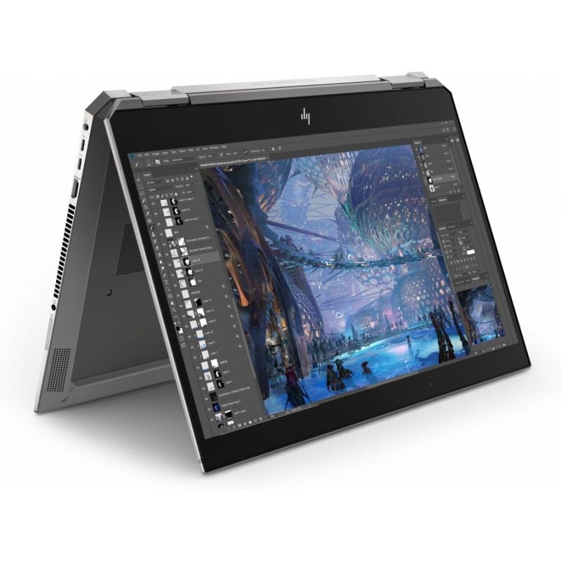 Portátil HP ZBook Studio x360 G5 - Oferta Zbook táctil