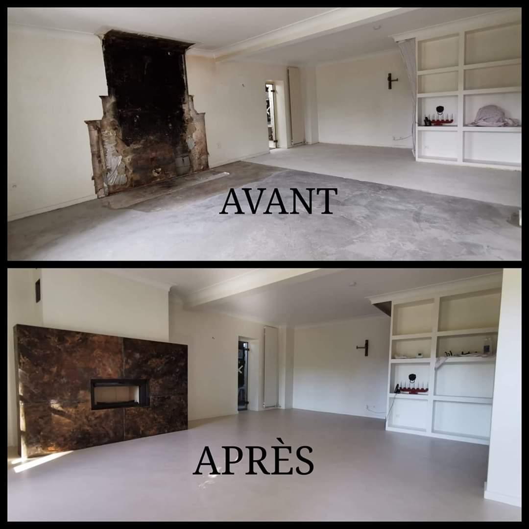 AVANT /APRÈS