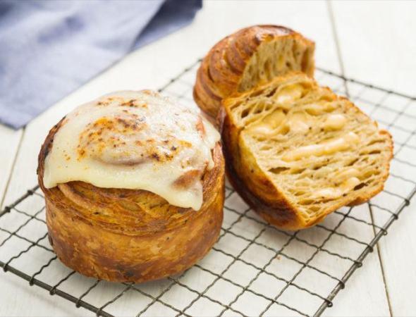 Welsh Rarebit Croissant