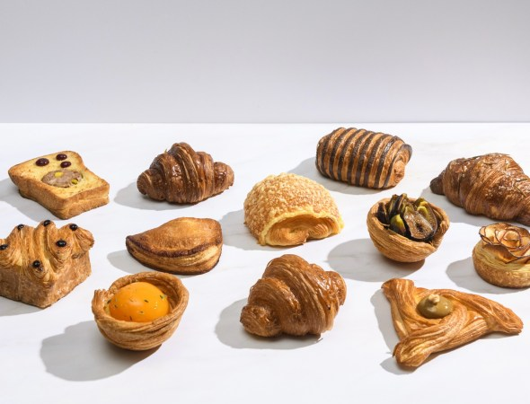 DAW group pastries