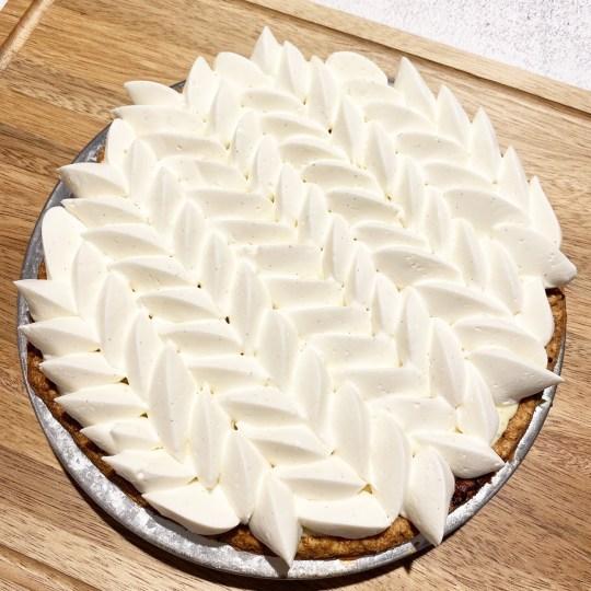 DAB Pie Night 2021 - French Mirabelle Plum Pie with Almond Cream