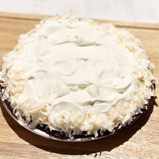 DAB Pie Night 2021 - Hawaiian Chocolate Haupia (Coconut) Pie