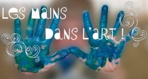 Les mains dans l'art