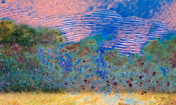 """Autoscape-Monet"" from the Shades of Time Collection"