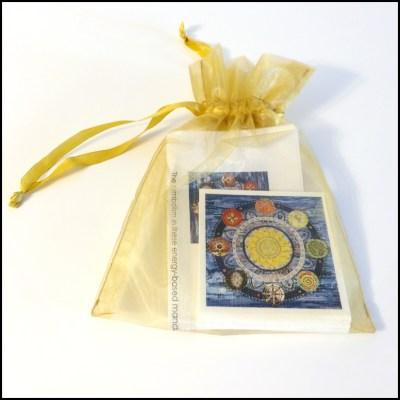Universal Laws Mandala Oracle Cards