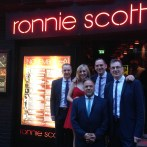 The Dynamos at Ronnie Scotts