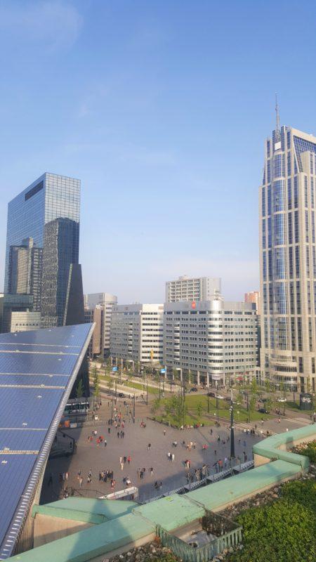 Rotterdam - Groothandelsgebouw