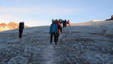 Vatnajökull National Park - Glacier Hiking