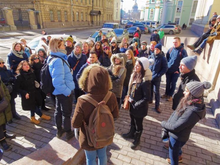 Saint Petersburg - City Tour