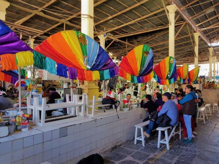 Cusco - San Pedro Market