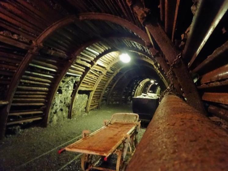 Blegny Mine