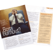 Boss Burnout?
