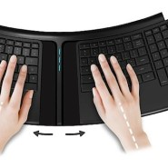 In Praise Of The Ergonomic Keyboard