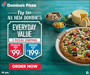 Dominos Offers (1)