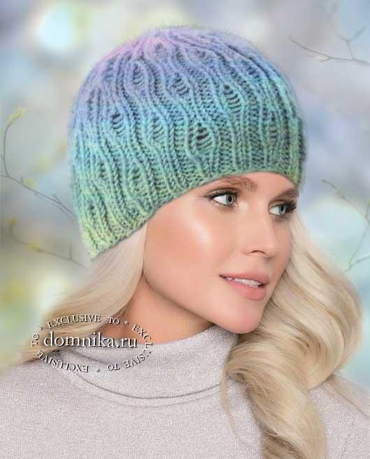 کلاه بافتنی زنان