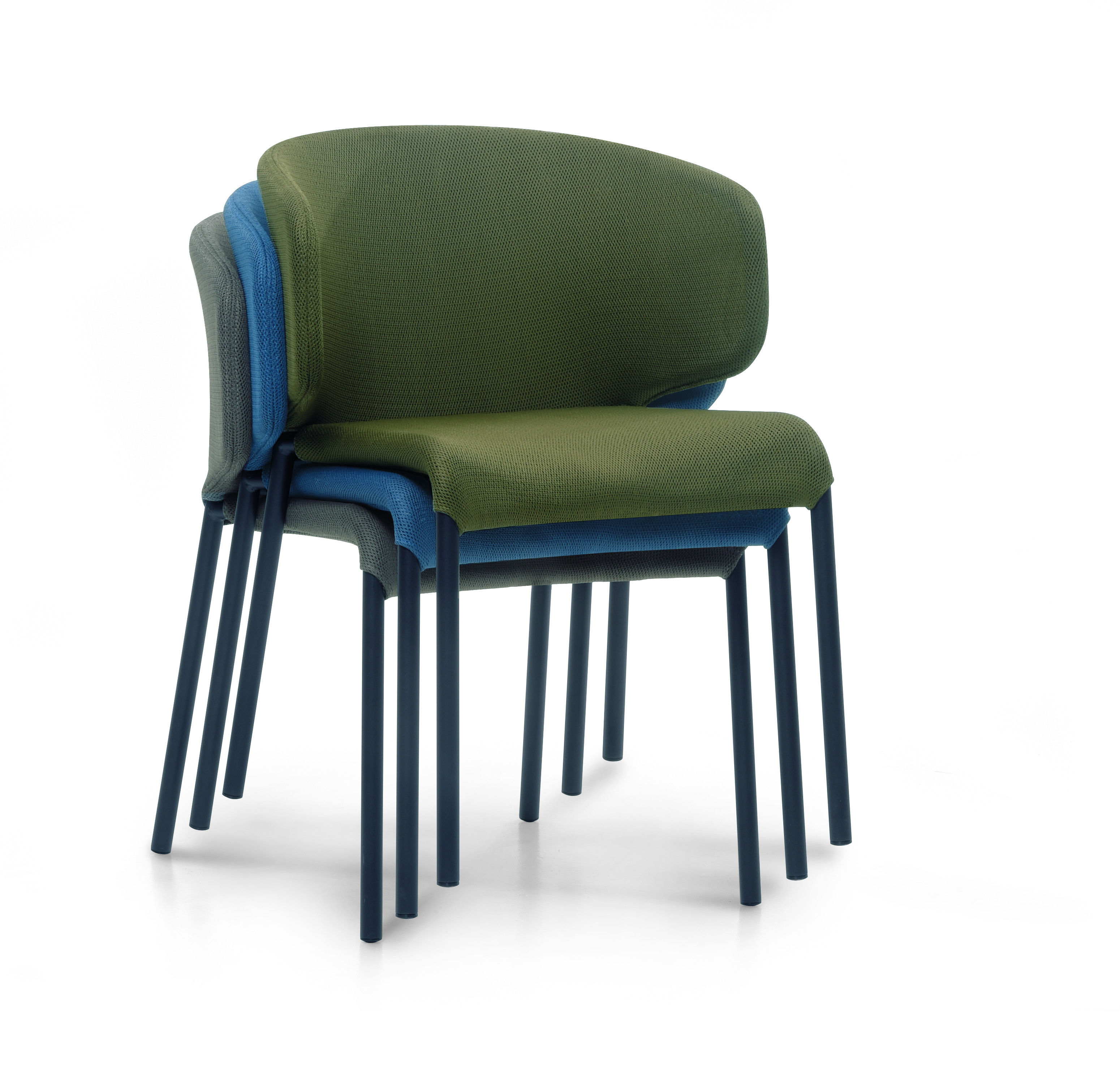 Double 011 Stackable Dining Chair