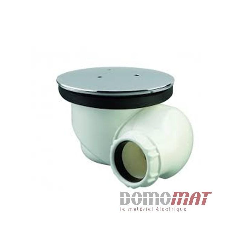 bonde pour receveur de douche goulue multi directionnelle o90mm