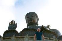 Giant Buddha Hong Kong DomOnTheGo
