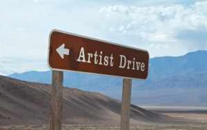 Artist Drive - Death Valley National Park