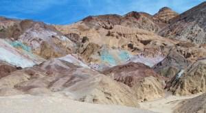 Artist Palette - Death Valley National Park