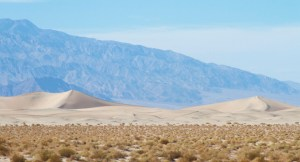 Mesquite Flat Dunes - Death Valley National Park