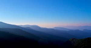 Sun-Rise-In-Great-Smokey-Mountains