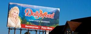 DollyWood BillBoard