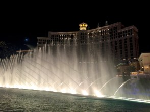 Las-Vegas-Strip-Bellagio-Fountains