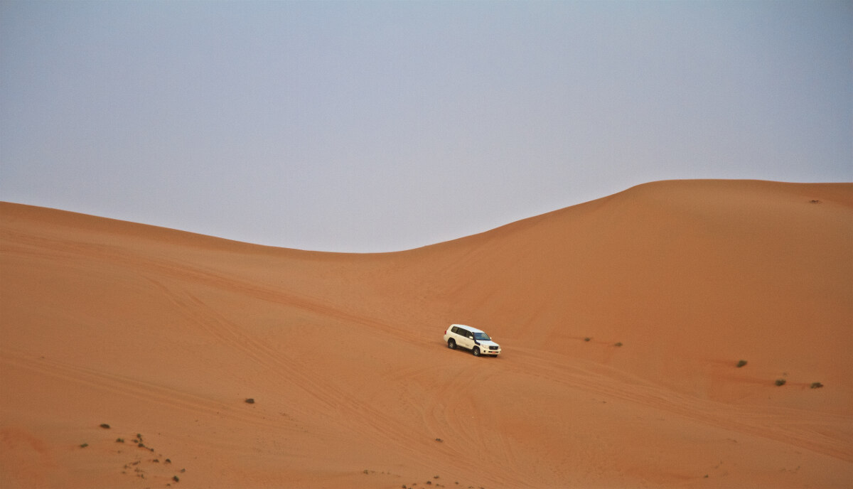 Exploring Wahiba Sands - Oman's Ultimate Desert Adventure