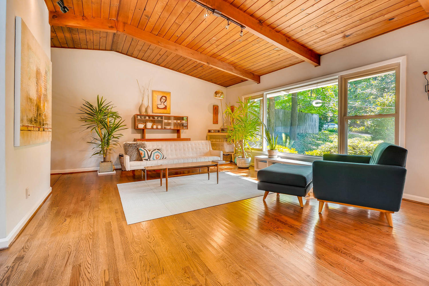 atlanta midcentury modern homes for sale Archives