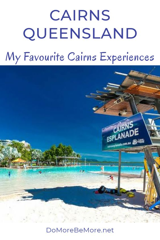Personal tour of Cairns Queensland Australia