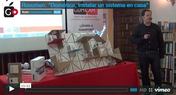Vídeo Vimeo GUMCAM