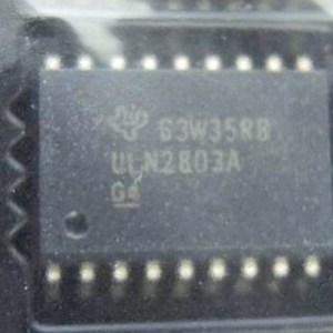 4 Pezzi ULN2803ADWR IC Circuiti Integrati