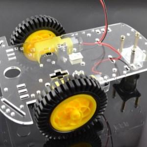 Intelligent speed car Telaio, 20 line encoder