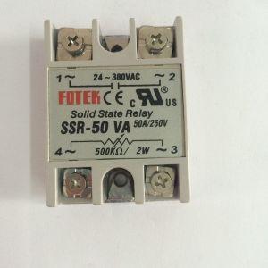 stato solido Relè single Resistenze Pressione regulating SSR - 50va